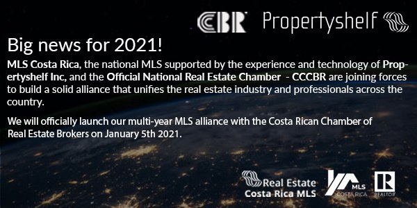 CCCBR and Propertyshelf MLS Alliance Banner