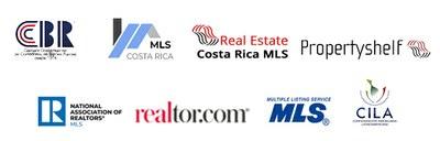 Costa Rica Re.CR & CCCBR Official Alliance Partner Logos